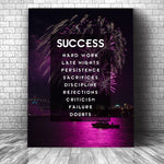 Firework Of Success