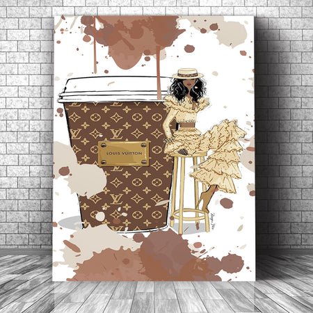 Louis Vuitton Kaffee