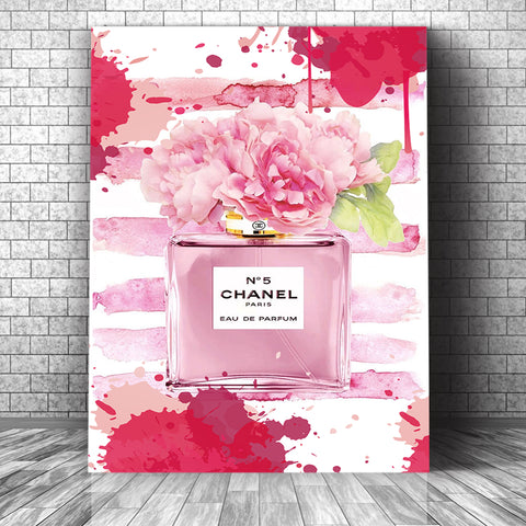 Chanel No.5 Pink