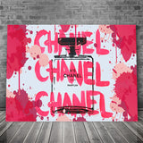 Chanel No.5 Graffiti