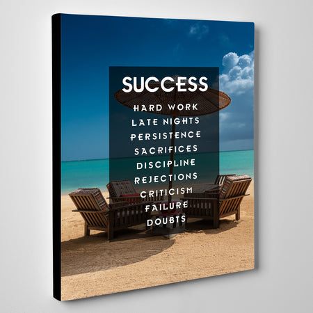 Travel Of Success