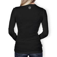 Load image into Gallery viewer, Goals Supply Organic Womens Heavyweight Long Sleeve T Shirt
