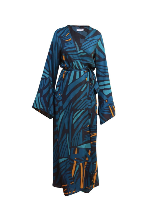 Baol Wrap Dress - diarrablu