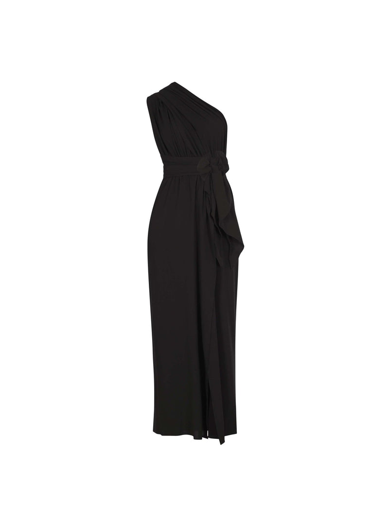 Sustainable Mailys Dress - Noir - diarrablu