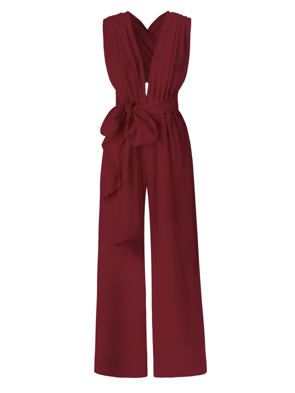 Sustainable UMY Love Convertible Jumpsuit - diarrablu