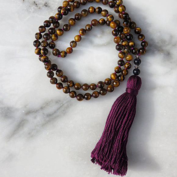 Earth Frequency Mala