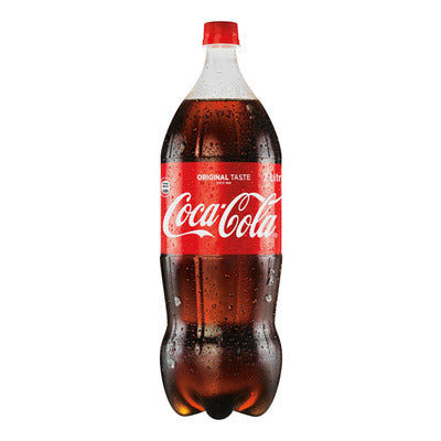 Coca-Cola 2l Bottle