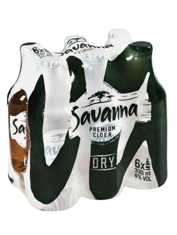 Savanna Dry 6 Pack