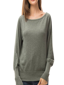 Casual Knit Pullover for women