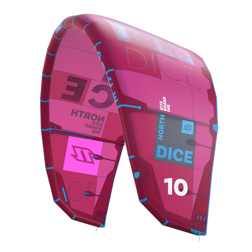 NORTH KITEBOARDING DICE 2018