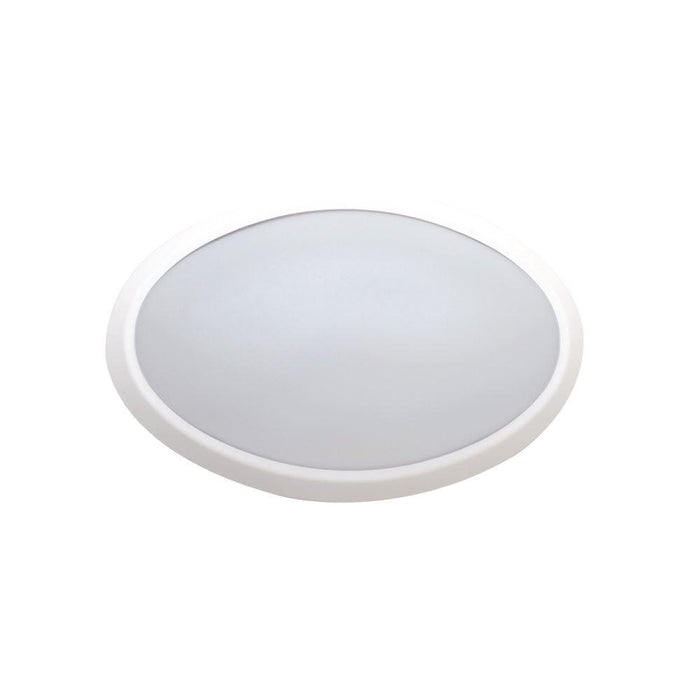 Exterior 8W IP65 LED Bulkhead 3K - The Lighting Shop