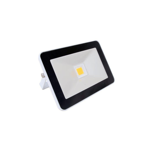 10W LED Floodlight IP65 Water Resistant 4K Natural White White Without Sensor - The Lighting Shop