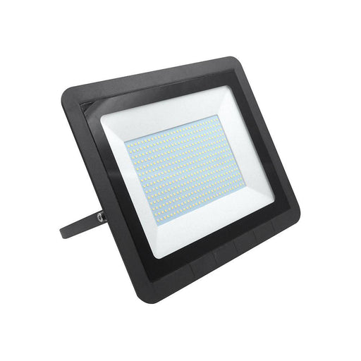 150W LED Floodlight IP65 Water Resistant 4K Natural White Black Without Sensor 380L * 280W * 43D - The Lighting Shop