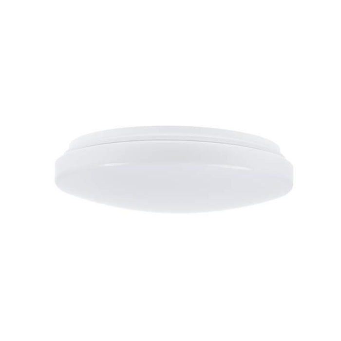 22W Medium Button IP54 Natrual White 4K White DIA:356mm - The Lighting Shop