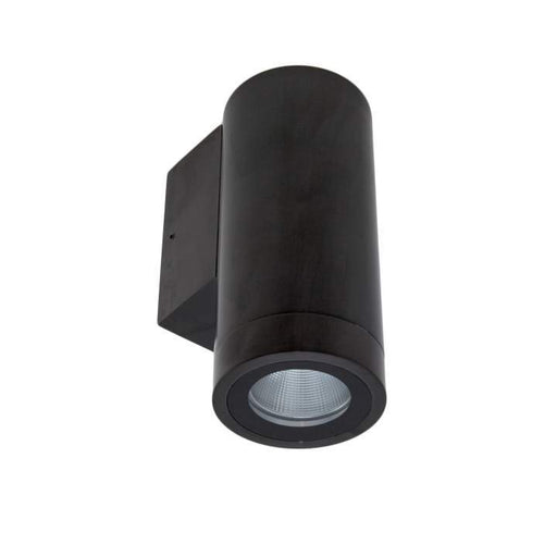 Mariner Ii Column Spot Single Sand Black 2700K Warm White L136 X W47 X D89mm - The Lighting Shop