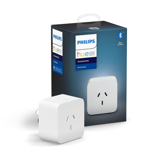 PHILIPS HUE 1X SMART PLUG AU/NZ Smart plug - The Lighting Shop