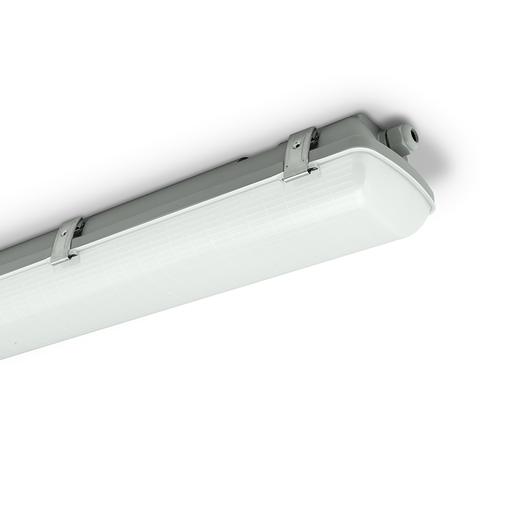 Bwp Eco LED - ACrylic LED Weatherproof Batten 6500K Cool White 60W 1500mm - The Lighting Shop