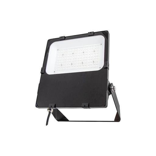 100W 4000K Natural White Commercial / Industrial Flood Pro - BLACK - The Lighting Shop