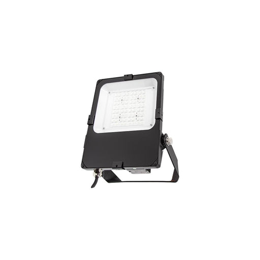 50W 4000K Natural White Commercial / Industrial Flood Pro - BLACK - The Lighting Shop