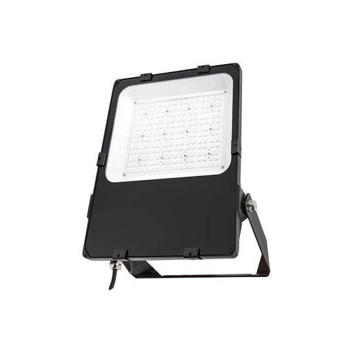 150W 4000K Natural White Commercial / Industrial Flood Pro - BLACK - The Lighting Shop