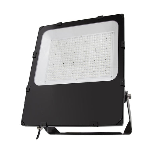 300W 4000K Natural White Commercial / Industrial Flood Pro - BLACK - The Lighting Shop