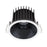 CEVON 28W DARK ART 4000K Natural White - WHITE/BLACK - The Lighting Shop