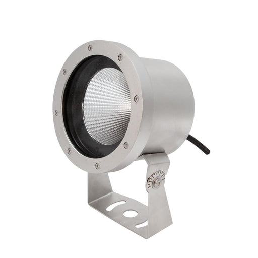 20W 2700K SUPER WARM WHITE UNDERWATER SPOT 22° IP68 - STAINLESS STEEL - The Lighting Shop