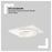 9.5W Standard Darklight Design Series 3000K Warm White, DIA:72mm - SILVER - The Lighting Shop