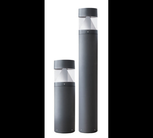 ROD LED Bollard IP65 17W 240V 4000K Natural White - The Lighting Shop