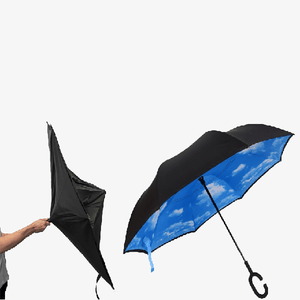 Magic Reversible Umbrella - Best Seller - Black Friday Special - Deal Ends Soon