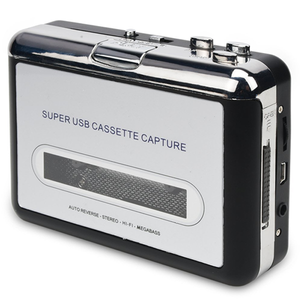 Mini USB Audio Cassette to MP3 Converter - Best Seller