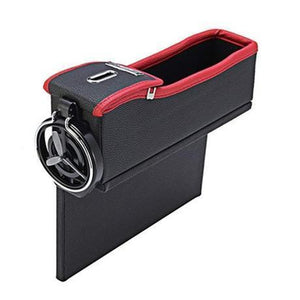 Car Seat Crevice Storage Box - Best Seller - Black Friday Special - Deal Ends Soon