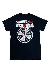 Wheel Of Excuses T-Shirt