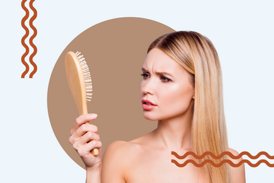 8 Ailments and Illnesses Associated With Hair Loss