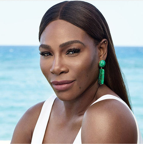Serena Williams Hair By Angela Meadows