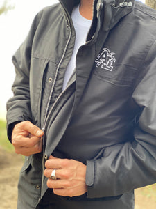 Waterproof Etch Jacket