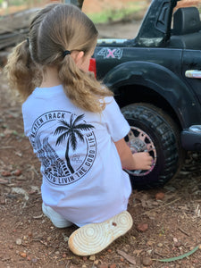 Toddlers Tracks Tee