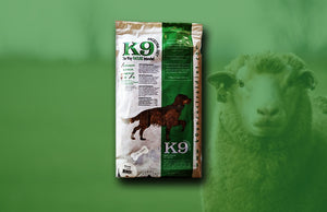 Lamb 4 oz. Patties - 4 lb. Bag