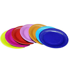 Paper Plates for Ring Toss