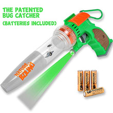 Nature Bound NB508 Bug Catcher Vacuum with Light Up Critter Habitat Case for Backyard Exploration - Complete kit for Kids
