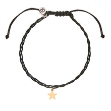 Star string friendship bracelet