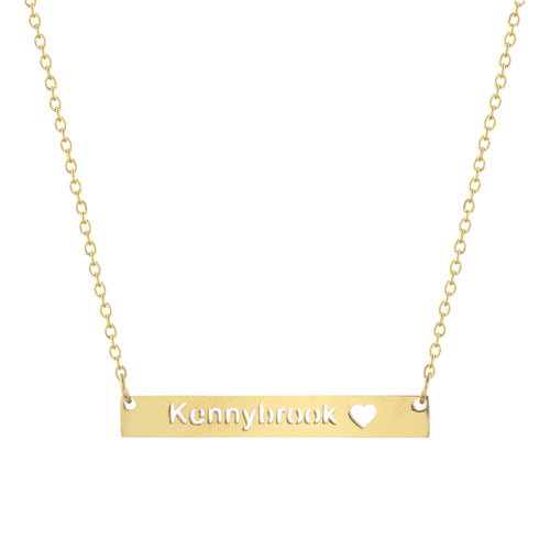 Kennybrook Bar Necklace