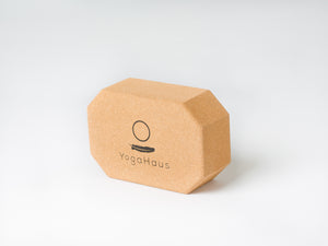 Cork Octagon Brick - Yougahauselondon