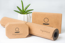 Load image into Gallery viewer, best Cork Yoga Blocks