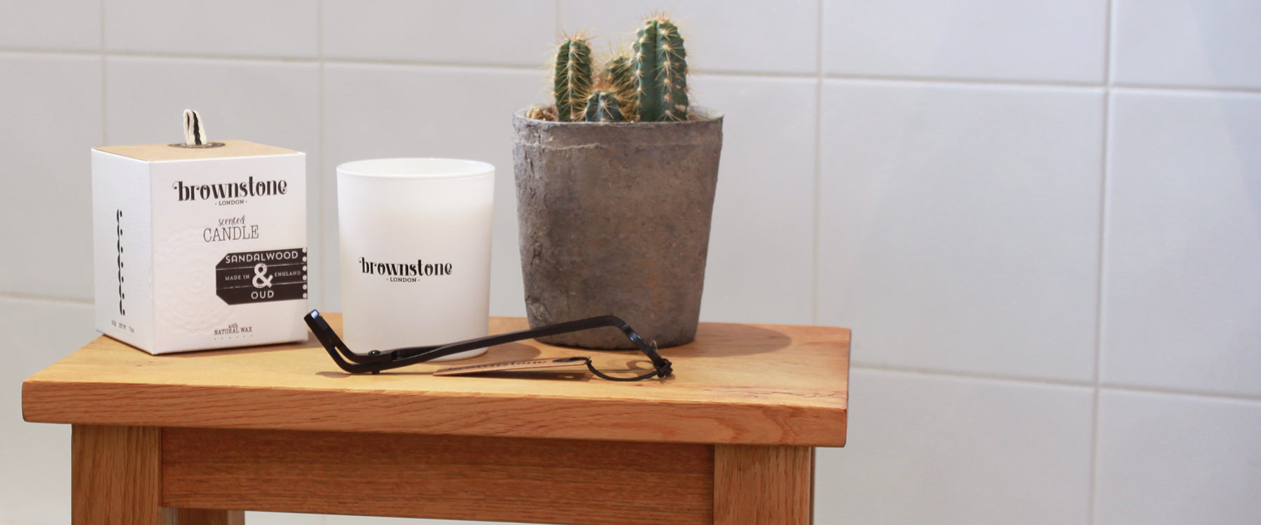 brownstone candles