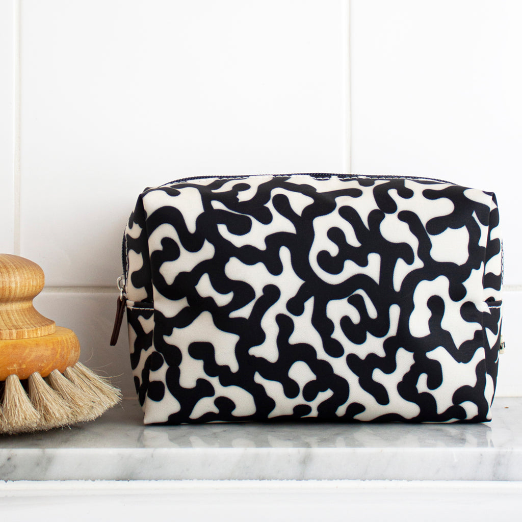 Coral Reef Cosmetics Bag