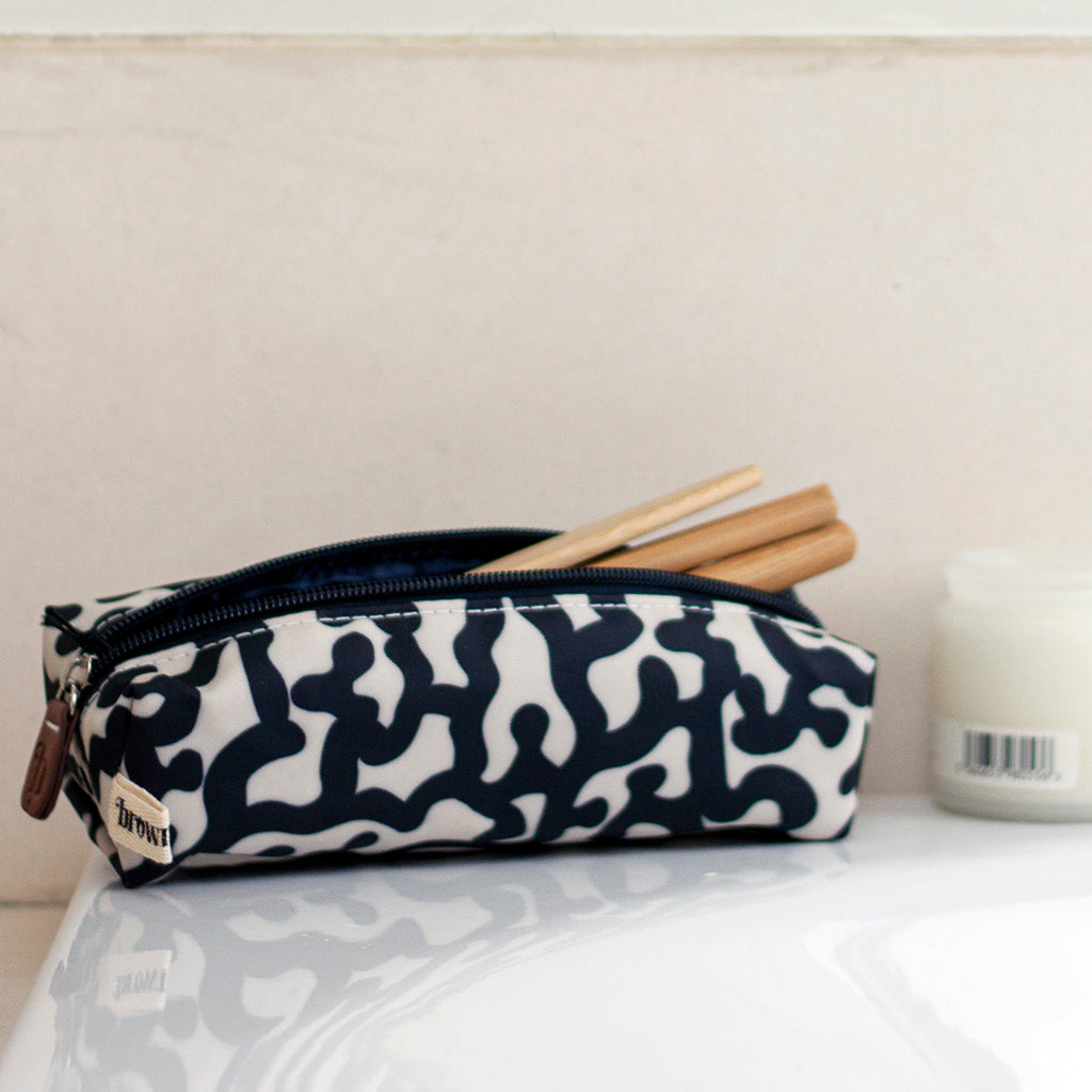 Coral Reef Pencil/Brush Case