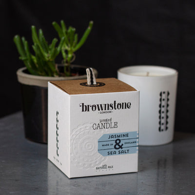 Jasmine & Sea Salt Candle