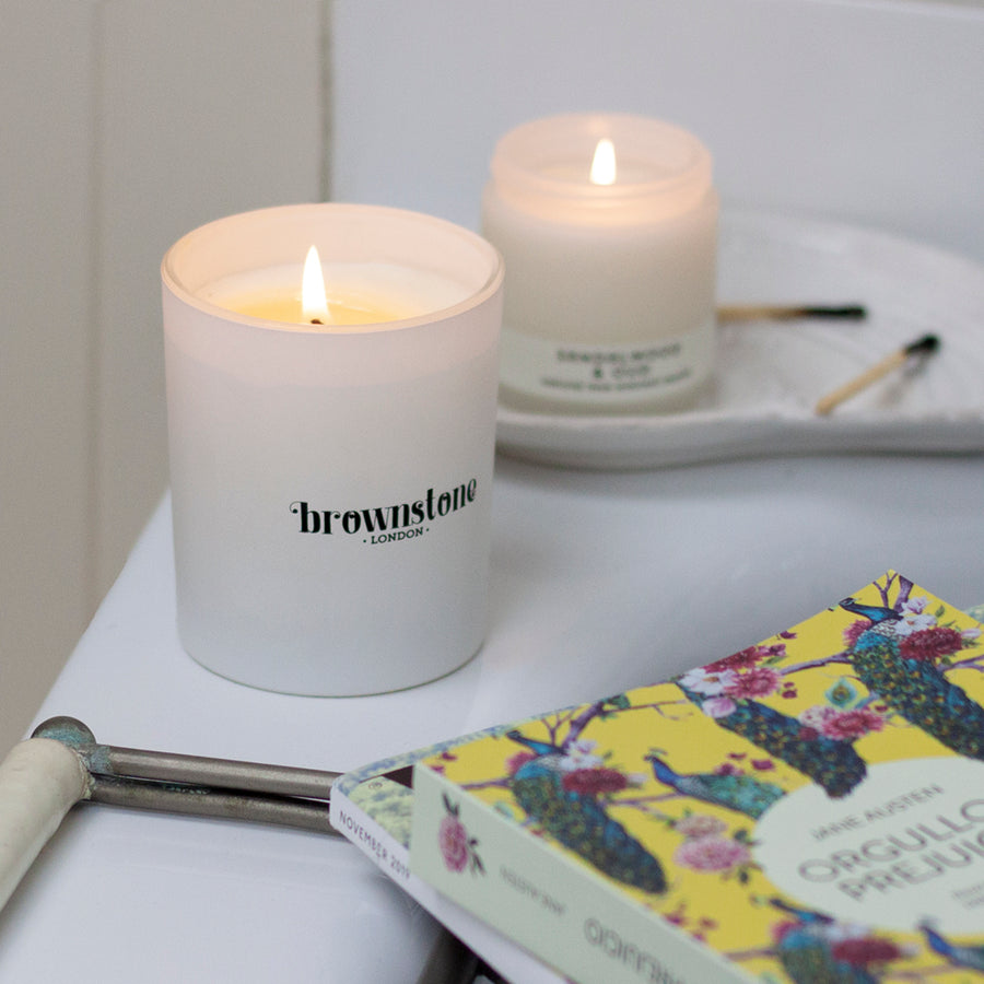 Lemongrass & Coriander Candle