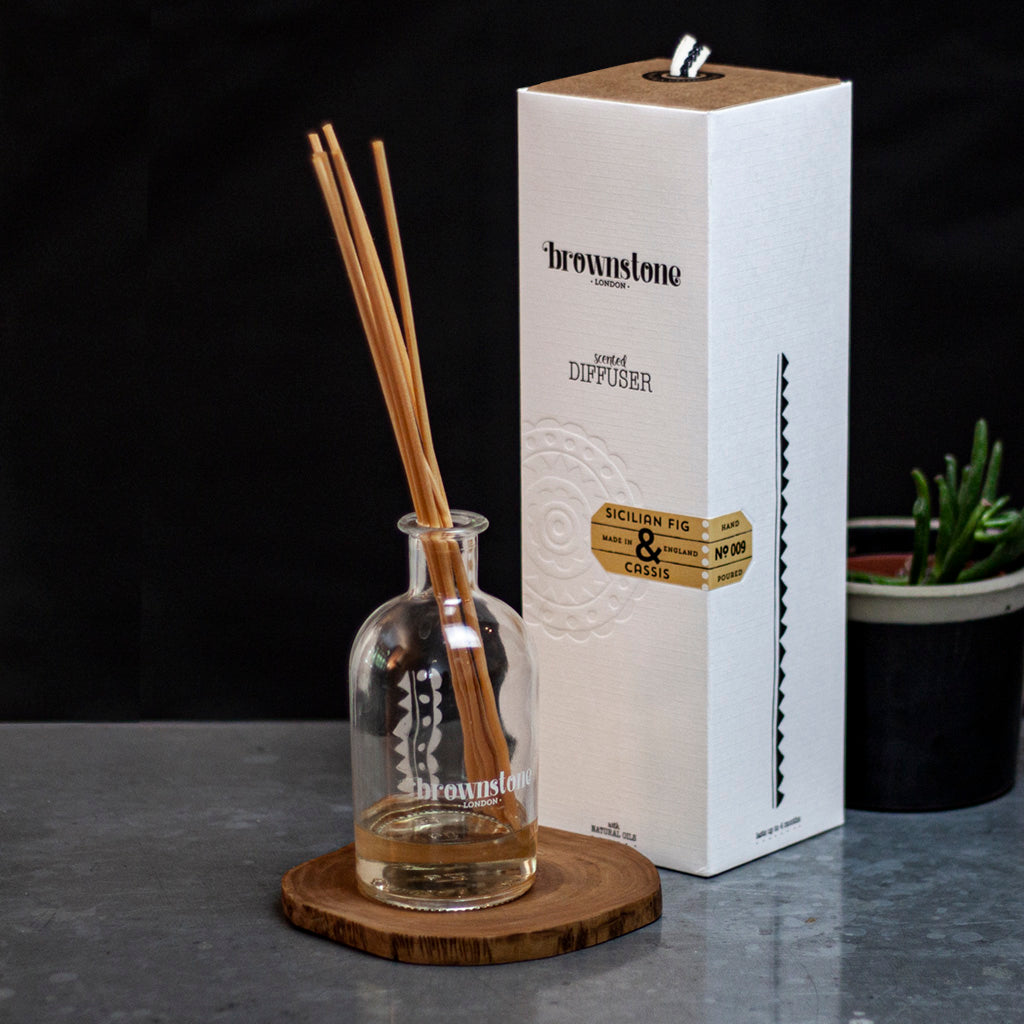 fig & cassis diffuser